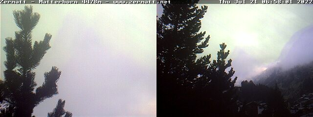 Webcam Matterhorn