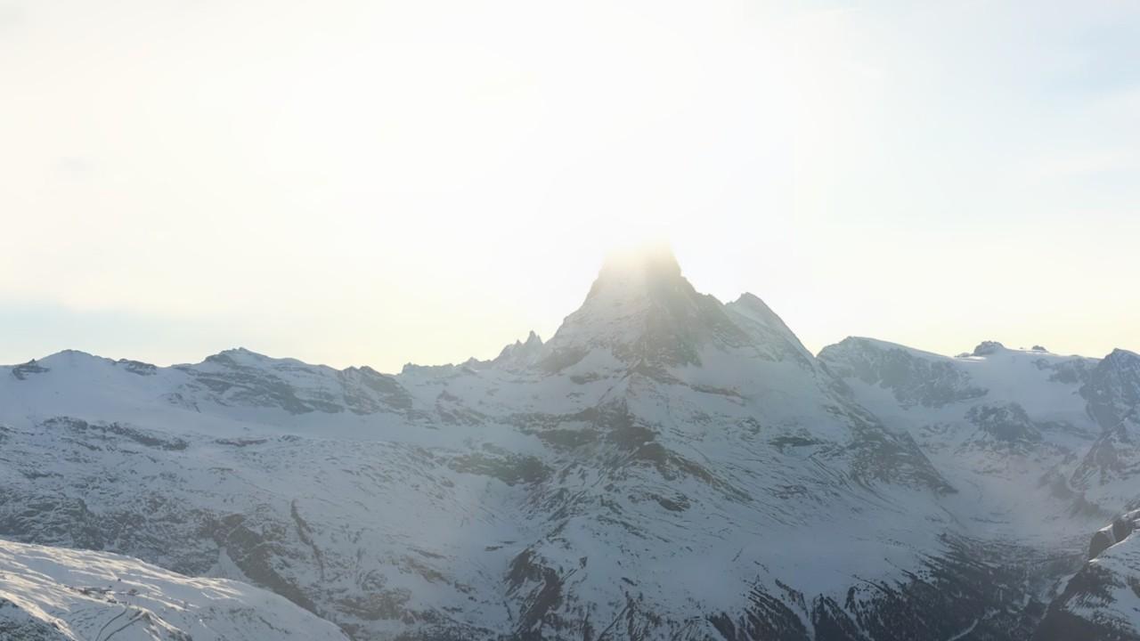 Zermatt: Webcam Rothorn