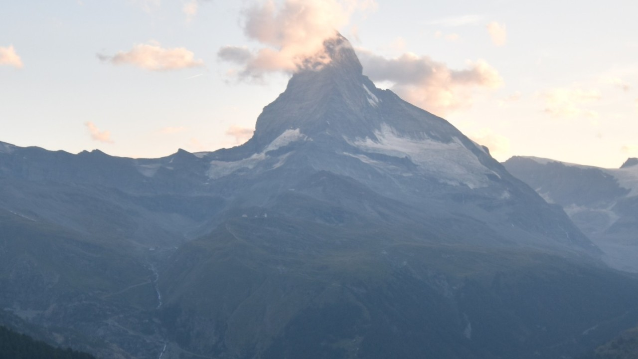 Zermatt: Webcam Sunnegga