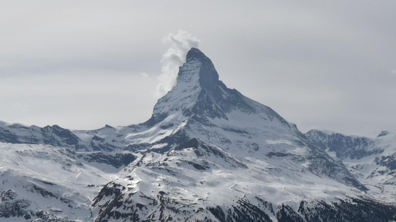 Zermatt: Webcam Sunnegga